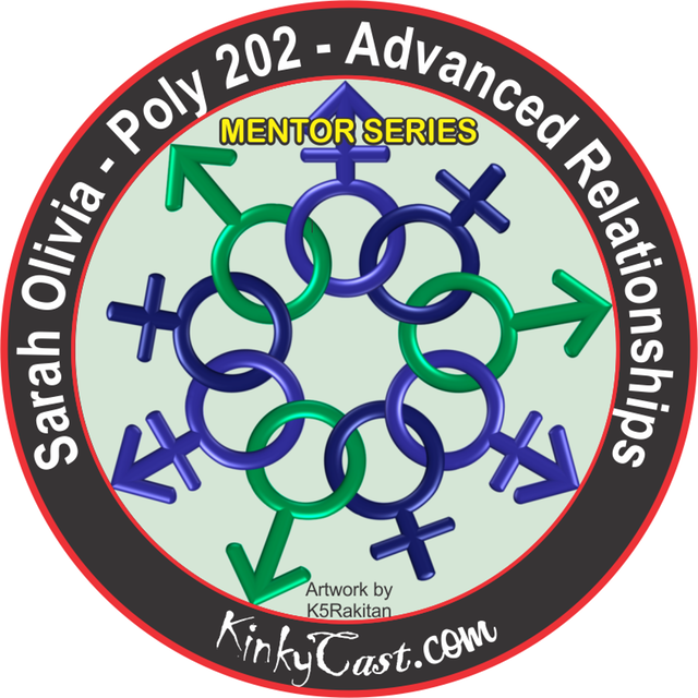 #155 - Sarah Olivia on Poly 202 - Advanced Relationships