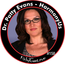 #158 - Patty Evans - HarmonyUs