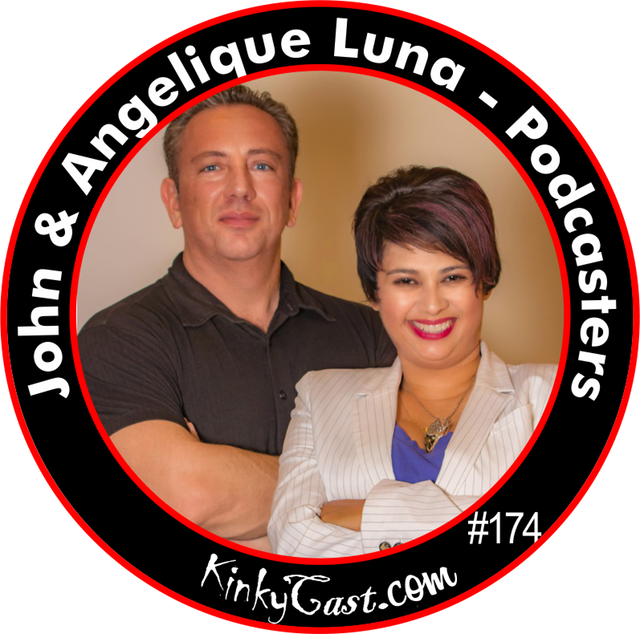 #174 - John & Angelique Luna - Podcasters