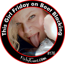 #176 - This Girl Friday on Boot Blackingr