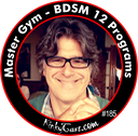#185 - Master Gym - BDSM 12 Step Programs