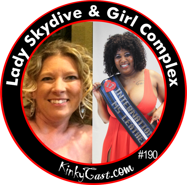 #190 - Lady Skydive & Girl Complex