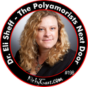 #198 - Dr. Elisabeth Sheff - The Polyamorists Next Door