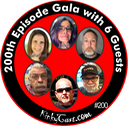 #200 - 200th Gayla Show with 6 Guests2