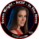 #203 - Susan Wright - NCSF - In The News