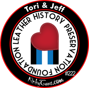 #222 - Tori & Jeff of the Leather History Preservation Foundation